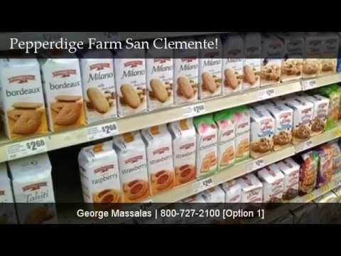 Pepperidge Farm San Clemente Route Available!