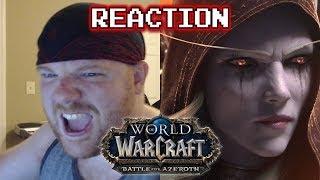 WE GOIN' TA WAR!! - Battle for Azeroth Reaction