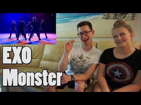 EXO - Monster MV Non Kpop Fan Reaction