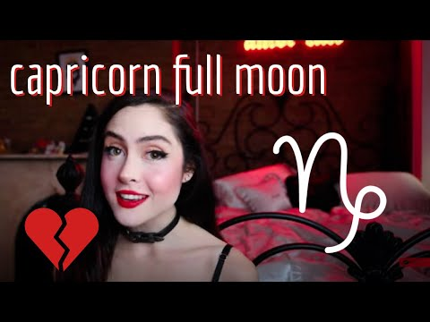 FULL MOON IN CAPRICORN JUNE 24TH, 2021: time to grow up.