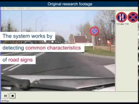 Traffic Sign Recognition - 'Most Influential' innovation of past decade