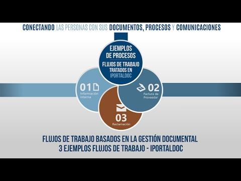 Gestión de Documentos y Flujos de Trabajo - iPortalDoc