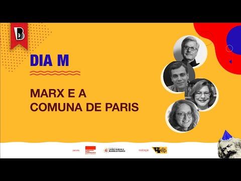 DIA M 2021 | Marx e a Comuna de Paris