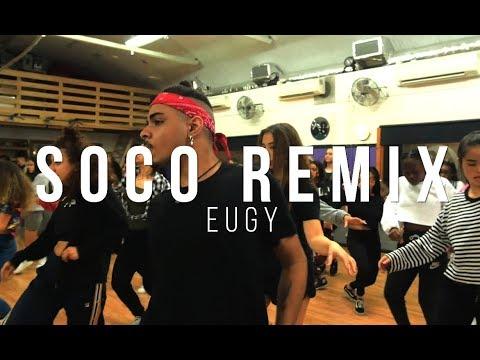   Eugy X WizKid Soco   Steven Pascua Choreography  