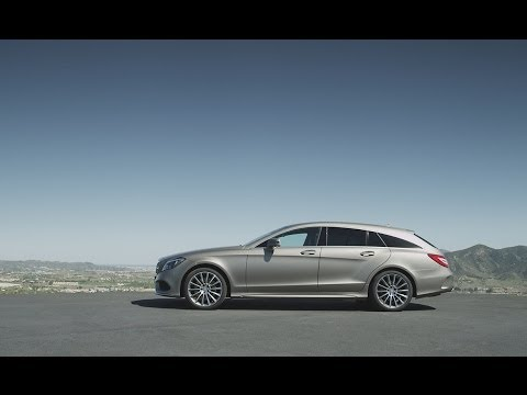 Mercedes-Benz TV: the new generation CLS Shooting Brake