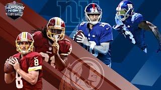 Odell Beckham Jr. vs. Redskins Defense (Week 3 Preview)   Thursday Night Football