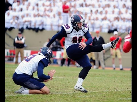 Anthony Pistelli, Kicker, Samford University: Kickoffs