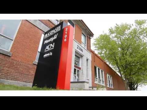 Réalisation ADN : Vidéo pour locationentrepot.ca