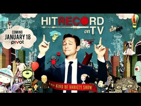 HITRECORD ON TV // :60 Trailer
