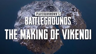 PUBG - Behind the Scenes - The Making of Vikendi