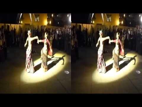 Fat Chance Belly Dance @ Yerba Buena Night 2015 (YT3D:Enable=True)