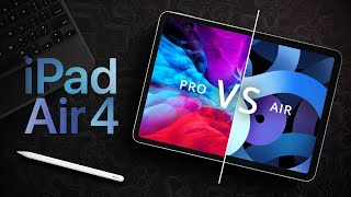 iPad Air 4 vs iPad Pro: What's the DEAL??
