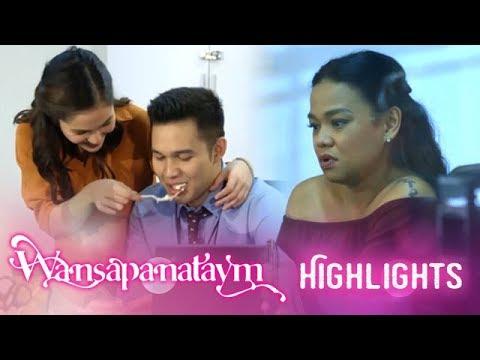 Wansapanataym: Upeng, tries to make Pia jealous about Joshua