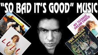 "Examining ""So Bad It's Good"" Music (The Shaggs, Corey Feldman, Metallica, & Farrah Abraham)"