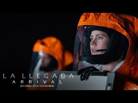 LA LLEGADA (ARRIVAL). Protagonizada por Amy Adams y Jeremy Renner. En cines 18 de noviembre.