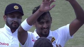Day 2 | 1st Test, Sri Lanka vs New Zealand at Galle | Highlights