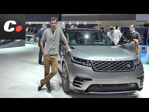 Range Rover Velar | Salón de Ginebra 2017 | Geneva Motor Show | Coches.net