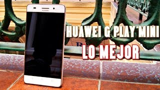 Video Huawei G Play mini 8VzXob9oi4I