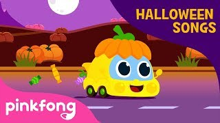 Halloween Cars | Car Songs | Halloween Songs | Pinkfong Songs for Children - YouTube