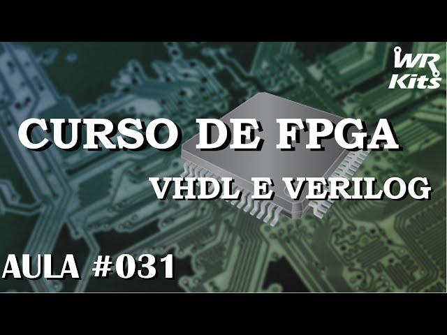 FUNÇÕES EM VHDL | Curso de FPGA #031