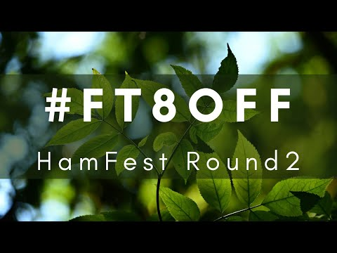 Youtubers Hamfest 2021 #FT8Off Day 2  #YTHF21