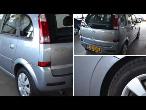 Opel Meriva 1.8-16V COSMO Airco ECC Elektr. ramen Stuurbekrachtiging Inruil mogelijk