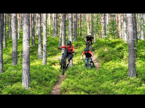 Sykkelguide med Anders Backe.