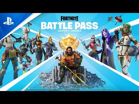 Fortnite - Chapter 2 Season 3 - Battle Pass Trailer