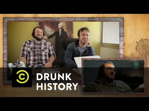 Uncensored - Drunk History - Sober History - Eric Falconer Eats Play-Doh