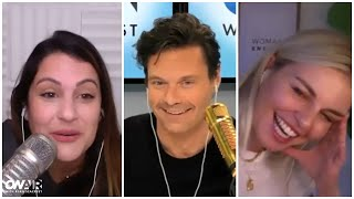 Would Ryan Seacrest Be Good at Dating Apps? Sisanie & Tanya Hilariously Weigh In