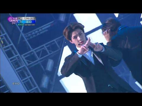 【TVPP】EXO - Overdose, 엑소 - 중독 @ 2014 KMF Live