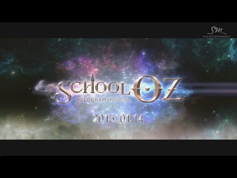 "TICKET OPEN : HOLOGRAM MUSICAL ""School OZ"" Trailer 30 Sec ver."