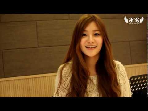 Yuna of AOA - I'm Sorry (Cover/Ballad Version)