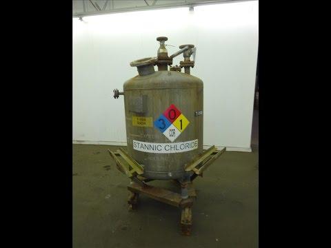 Used- Brighton Tank, Approximate 150 Gallon - stock # 48199021
