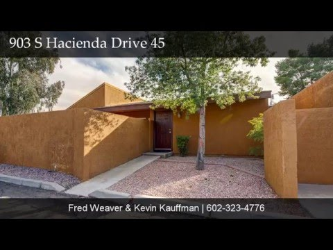 903 S Hacienda Drive #45, Tempe, AZ 85281 Presented by Group 46:10 - Keller Williams Realty Phoenix
