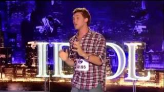 Phillip Phillips American Idol Audition