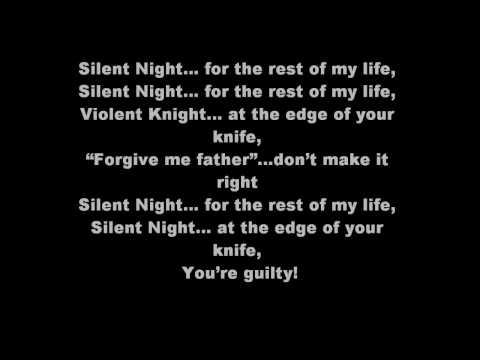 Billy Talent - Devil In A Midnight Mass (Lyrics)
