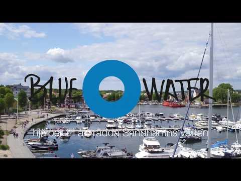 Rent vatten direkt från Östersjön tack vara Bluewater 1