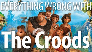 Everything Wrong With The Croods In 14 Minutes Or Less