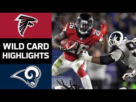 Los Angeles Rams vs Atlanta Falcons