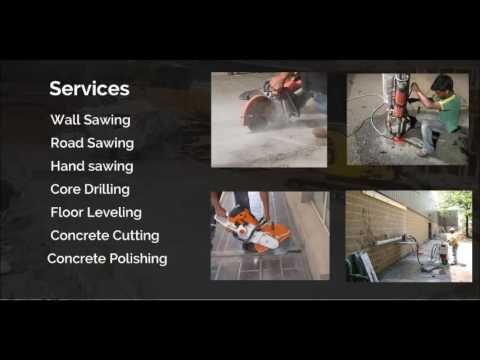 A Right One Concrete Cutting Service in Melbourne