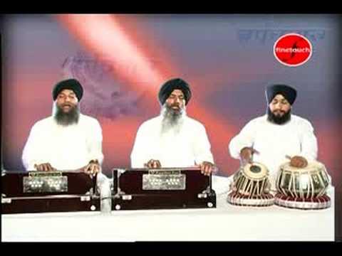 Tera Kiya Mitha Lage - Bhai Maninder Singh Ji (Srinagar Wale)