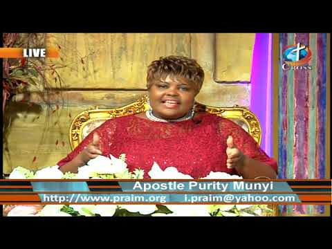 Apostle Purity Munyi Into The Chambers Of The King 04-17-2020
