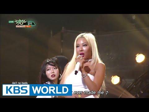 Jessi - Gucci | 제시 - 굳이 [Music Bank COMEBACK / 2017.07.14]