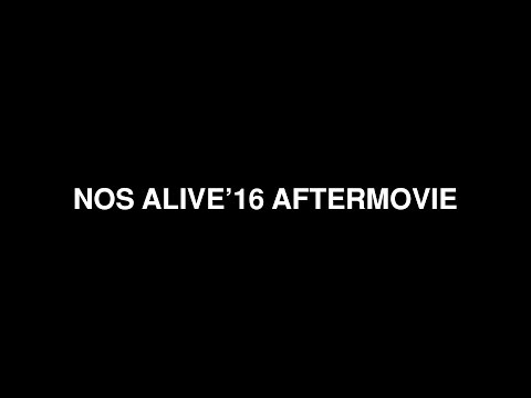 NOS Alive 2016 Aftermovie