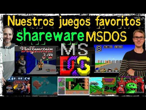 Nuestros Juegos favoritos Sharewhare MSDOS