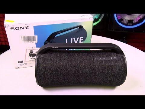 Sony SRS-XG500 Bluetooth Speaker - Is It Really Worth $450?