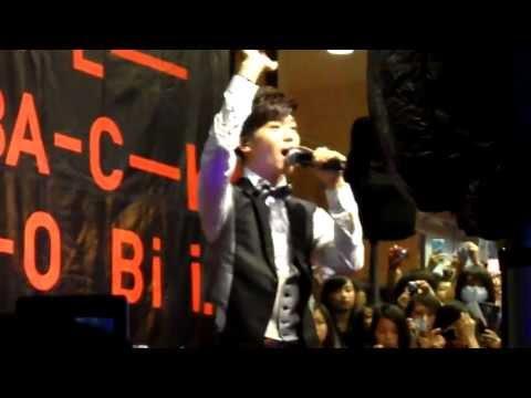 Bii 畢書盡 - Come back to me - 2013.06.15@中友百貨
