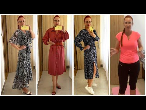 Новый влог для Женщин! Почему ем и не поправляюсь Мои новые и любимые платья Люда Изи Кук Фэшн Блог