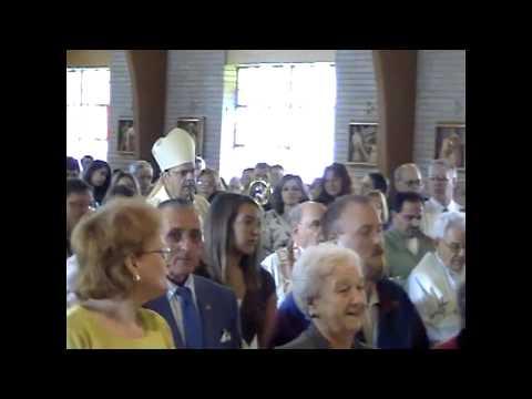 St. Joseph's West Chazy Confirmation 4-26-09